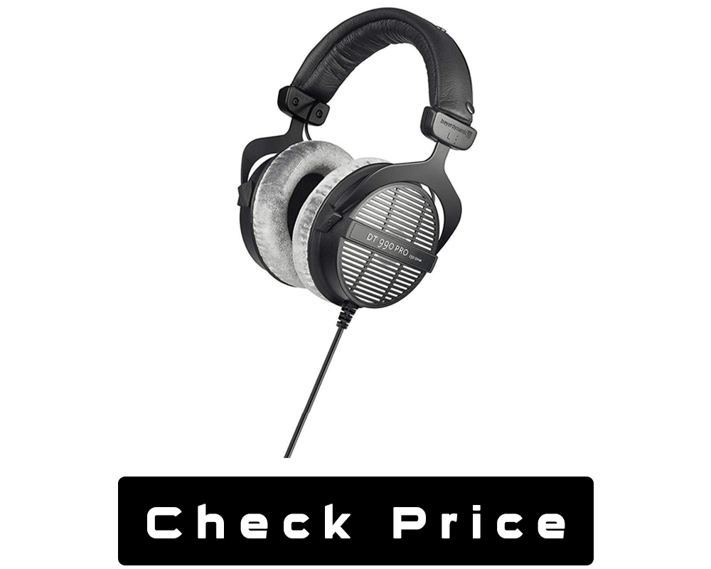 beyerdynamic DT 990 Pro Headphones