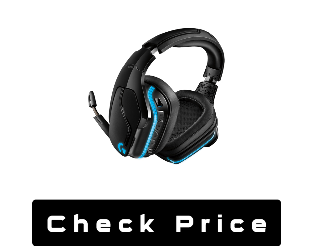 Logitech G935 Wireless PC Gaming Headset