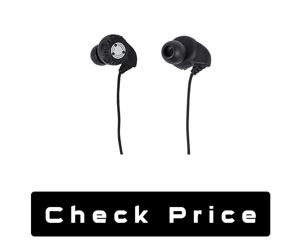 Monoprice Enhanced Noise Isolating Headphones