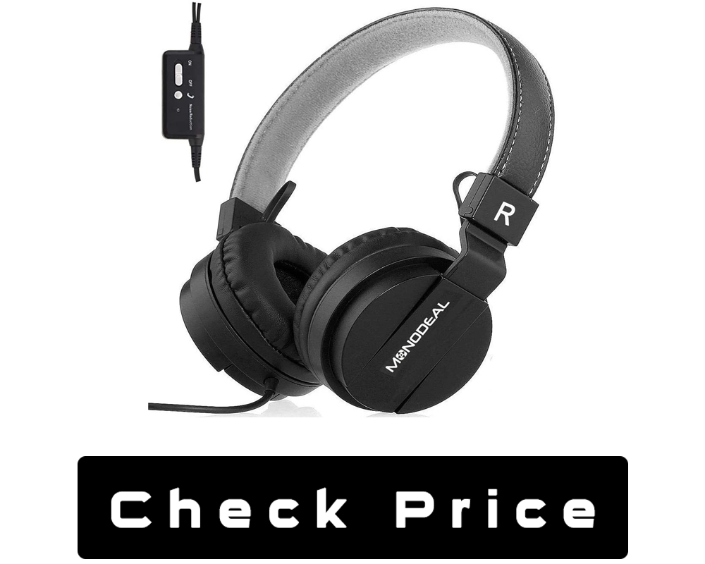 Monodeal Kids On-Ear Headsets