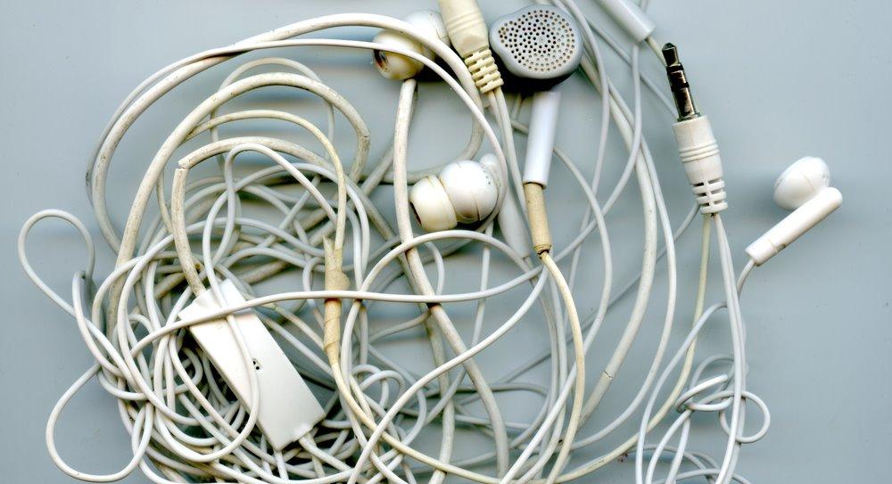 Wired Headphones Radiation