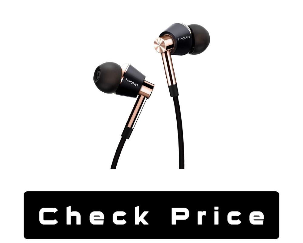 1MORE Triple In-Ear Earphones
