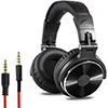 Oneodio Adapter Free Over-Ear DJ Stereo Monitor Headphones