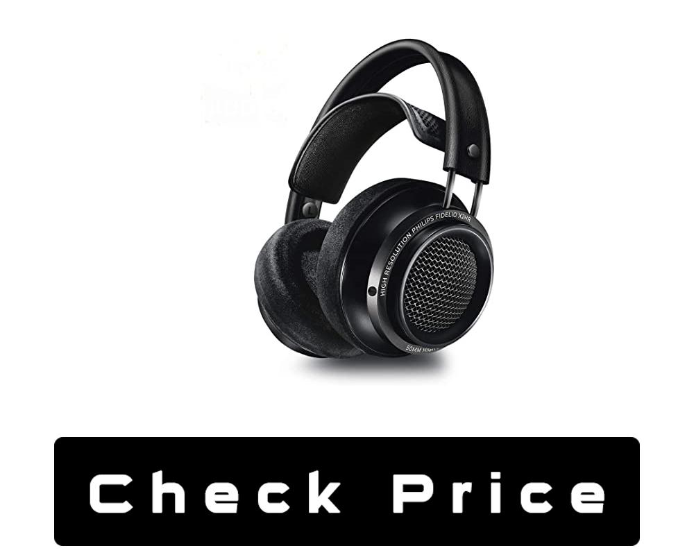 Phillips Audio Fidelio X2 HR Over-Ear Headphone