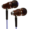 Symphonized NRG 2.0 Wood Earbuds