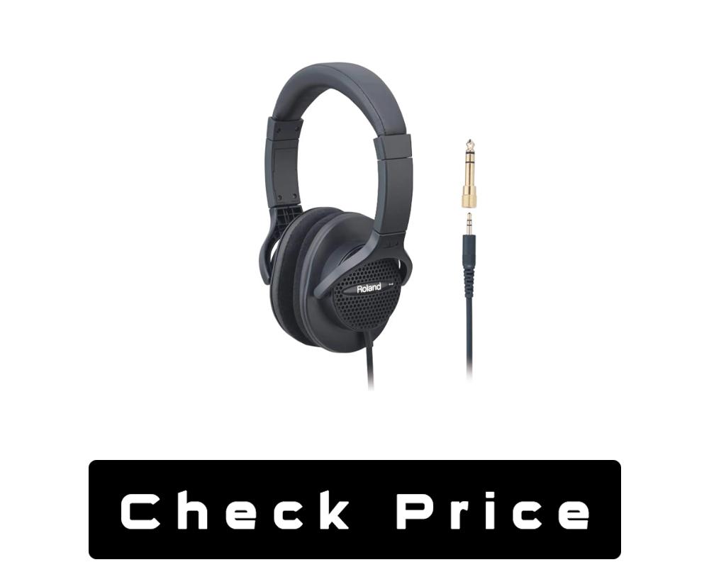 Roland RH-A7-BK Open Air Headphones