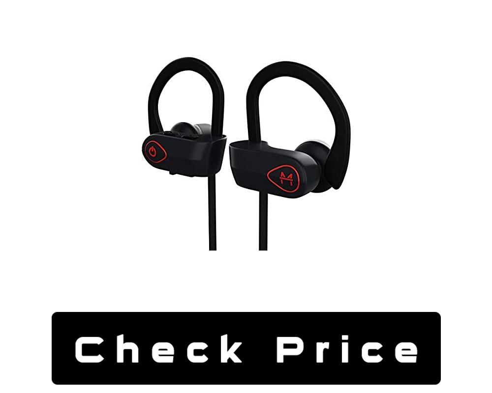 The MX10 Bluetooth iPhone Headphones