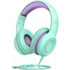 Soulsens Kids Headphones With Mic For School
